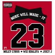 23 (MIKE WILL MADE IT Ft. MILEY CYRUS, JUICY J & WIZ KHALIFA) - Backing Track