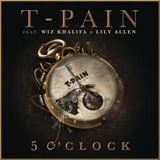 5 O'Clock (T-PAIN Ft. WIZ KHALIFA & LILY ALLEN) - Backing Track