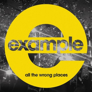All The Wrong Places (EXAMPLE) - Backing Track