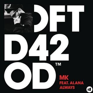 Always (MK (ROUTE 94 RADIO EDIT) FT. ALANA) - Backing Track