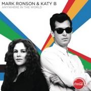 Anywhere (MARK RONSON Ft. KATY B) - Backing Track
