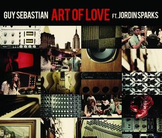 Art Of Love  (GUY SEBASTIAN Ft. JORDIN SPARKS) - Backing Track