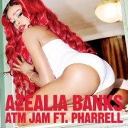 ATM Jam (AZEALIA BANKS Ft. PHARRELL) - Backing Track