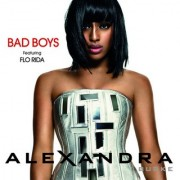 Bad Boys  (ALEXANDRA BURKE Ft. FLO RIDA) - Backing Track