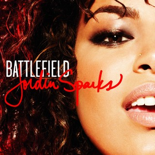 Battlefield  (JORDIN SPARKS) - Backing Track