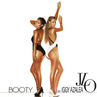 Booty  (JENNIFER LOPEZ FT. IGGY AZALEA) - Backing Track