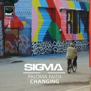 Changing  (SIGMA Ft. PALOMA FAITH) - Backing Track