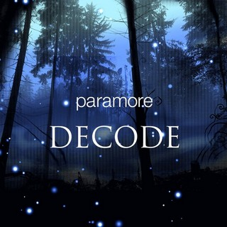 Decode  (PARAMORE) - Backing Track