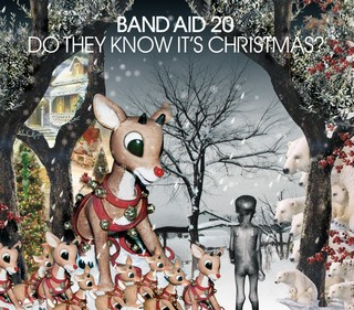 Do They Know It's Christmas 2014 (BAND AID 30) - Backing Track