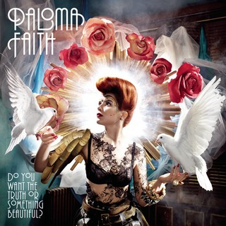 Do You Want The Truth Or Something Beautiful (PALOMA FAITH) - Backing Track