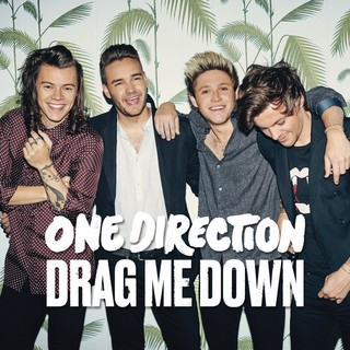 Drag Me Down (ONE DIRECTION) - Backing Track