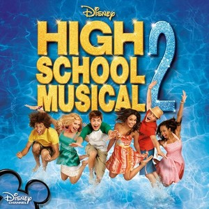 Everyday  (HIGH SCHOOL MUSICAL 2) - Backing Track