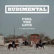 Feel The Love  (RUDIMENTAL Ft. JOHN NEWMAN) - Backing Track
