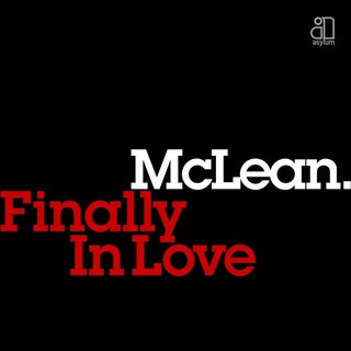 Finally In Love (MCLEAN) - Backing Track