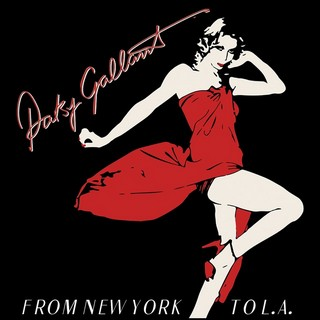 From New York To L.A. (PATSY GALLANT) - Backing Track