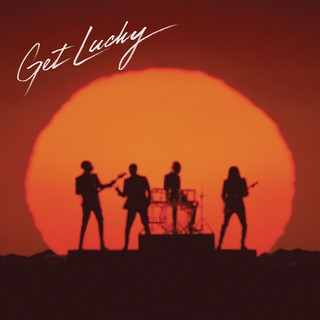 Get Lucky (Bossa Mix) (DAFT PUNK Ft. PHARRELL WILLIAMS) - Backing Track