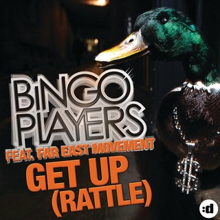 Get Up (Rattle) (BINGO PLAYERS FT. FAR EAST MOVEMENT) - Backing Track