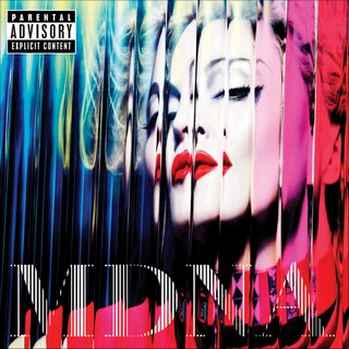 Give Me All Your Luvin'  (MADONNA Ft. NICKI MINAJ & M.I.A.) - Backing Track