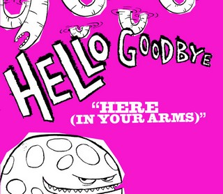 Here (In Your Arms) (HELLOGOODBYE) - Backing Track