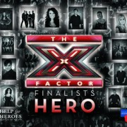 Hero (X FACTOR FINALISTS) - Backing Track