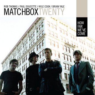 How Far We've Come  (MATCHBOX 20) - Backing Track