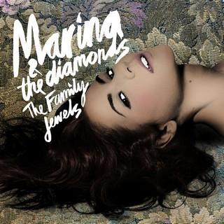 I Am Not A Robot (MARINA & THE DIAMONDS) - Backing Track
