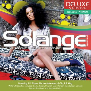 I Decided (SOLANGE KNOWLES) - Backing Track