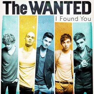 I Found You  (THE  WANTED) - Backing Track