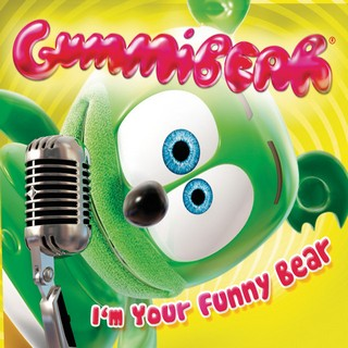 I'm Your Funny Bear (GUMMI BEAR) - Backing Track
