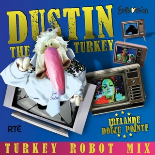Irelande Douze Points (DUSTIN THE TURKEY) - Backing Track