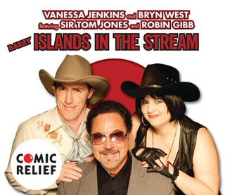Islands In The Stream  (COMIC RELIEF) - Backing Track