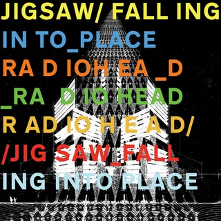 Jigsaw Falling Into Place (RADIOHEAD) - Backing Track