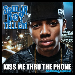 Kiss Me Thru The Phone (SOULJA BOY Ft. SAMMIE) - Backing Track