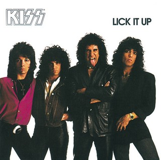 Lick it Up (In the style of The Beatles) (KISS) - Backing Track