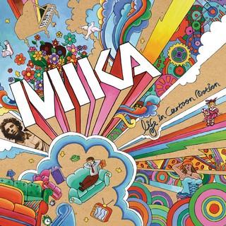 Lollipop  (MIKA) - Backing Track