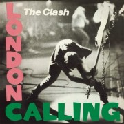 London Calling (THE  CLASH) - Backing Track