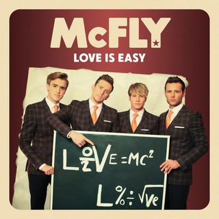 Love is Easy  (MCFLY) - Backing Track