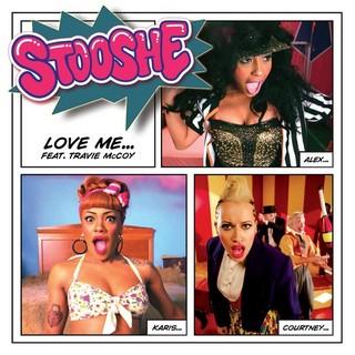 Love Me (STOOSHE Ft. TRAVIE MCCOY) - Backing Track