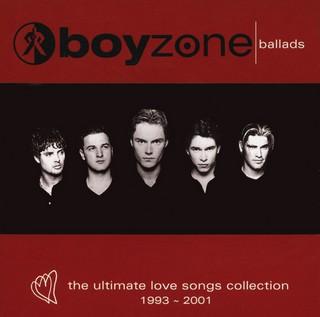 Love You Anyway (BOYZONE) - Backing Track