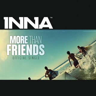 More Than Friends  (INNA Ft. DADDY YANKEE) - Backing Track