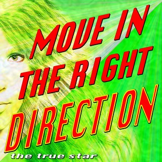 Move In The Right Direction  (THE  GOSSIP) - Backing Track