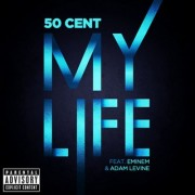 My Life (50 CENT FT. EMINEM & ADAM LEVINE) - Backing Track