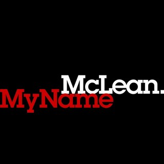 My Name (MCLEAN) - Backing Track