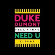 Need U (100%) (DUKE DUMONT Ft. A*M*E) - Backing Track