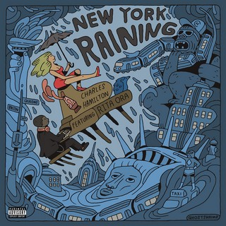 New York Raining (CHARLES HAMILTON FT. RITA ORA) - Backing Track