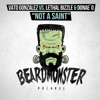 Not A Saint (VATO GONZALEZ Vs LETHA BIZZLE & DONAE'O) - Backing Track