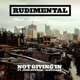 Not Giving In (RUDIMENTAL Ft. JOHN NEWMAN & ALEX CLARE) - Backing Track