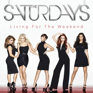 Not Giving Up (THE  SATURDAYS) - Backing Track