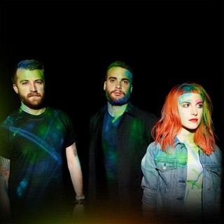 Now  (PARAMORE) - Backing Track