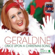 Once Upon A Christmas Song  (PETER KAY (GERALDINE MCQUEEN)) - Backing Track